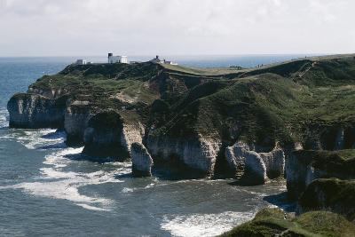 Yorkshire Flamborough Head--Photographic Print