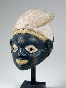 Yoruba Mask from the Gelede Society, Nigeria, 18th-20th Century