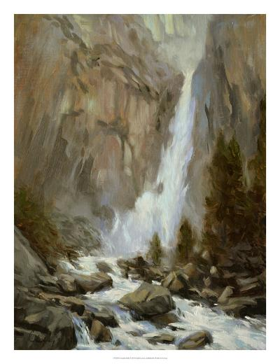 Yosemite Falls-Chuck Larivey-Giclee Print