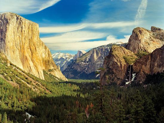 Yosemite I-Ike Leahy-Photographic Print