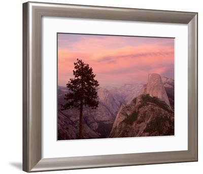 Yosemite Sunset-William Neill-Framed Giclee Print