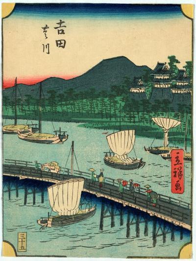 Yoshida-Utagawa Hiroshige-Giclee Print