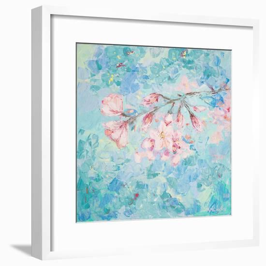 Yoshino Cherry Blossom II-Ann Marie Coolick-Framed Premium Giclee Print