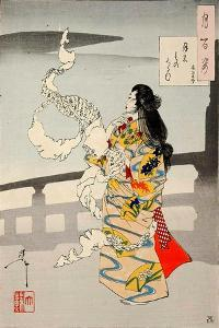 Lunacy, One Hundred Aspects of the Moon by Yoshitoshi Tsukioka