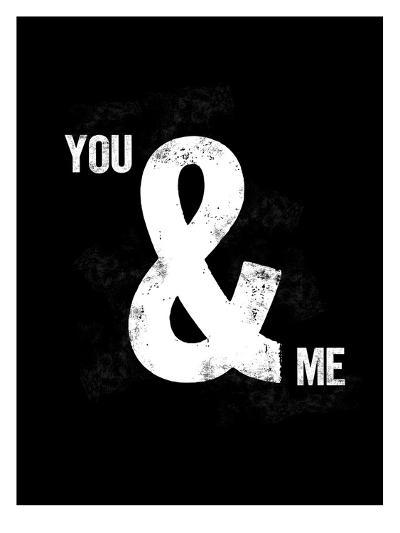 You Ampersand Me-Brett Wilson-Art Print