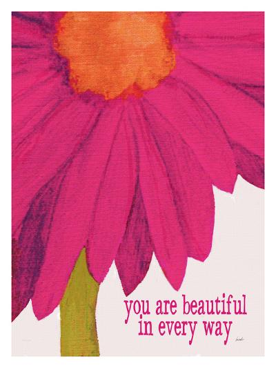 You Are Beautiful-Lisa Weedn-Giclee Print