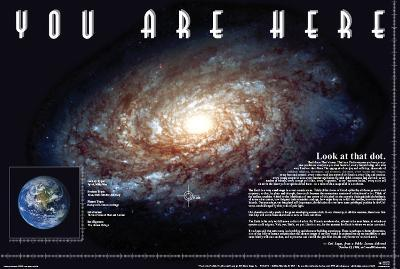 You Are Here--Poster