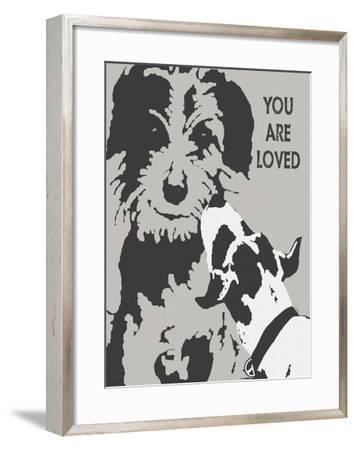 You Are Loved-Lisa Weedn-Framed Giclee Print