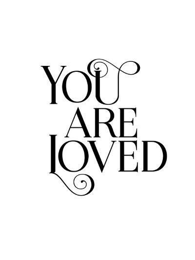 You Are Loved-Brett Wilson-Art Print