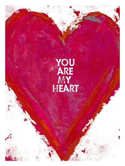 You Are My Heart-Lisa Weedn-Giclee Print