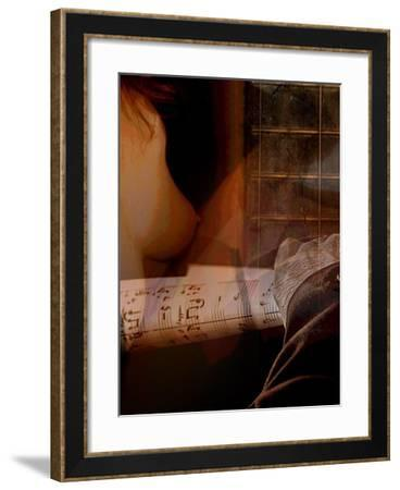 You Are My Music-Ruth Palmer-Framed Art Print