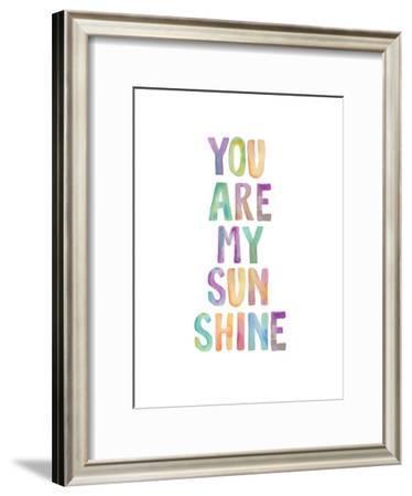 You Are My Sunshine-Brett Wilson-Framed Art Print