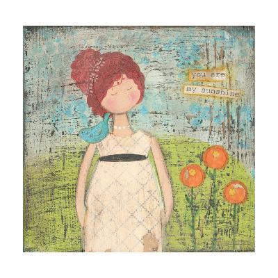 You are My Sunshine-Cassandra Cushman-Art Print