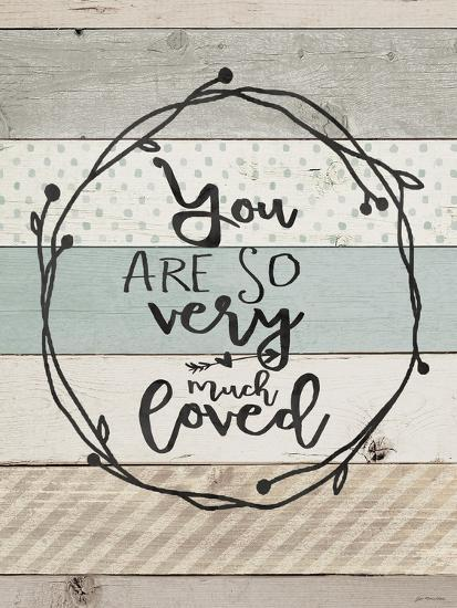 You Are So Loved-Jo Moulton-Art Print