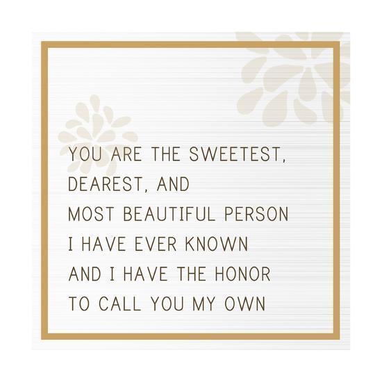 You are the Sweetest-Anna Quach-Art Print