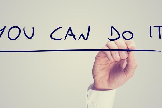 You Can Do It-Gajus-Photographic Print
