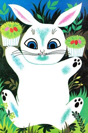 You Can Eat These Easter Baskets - Jack & Jill--Giclee Print