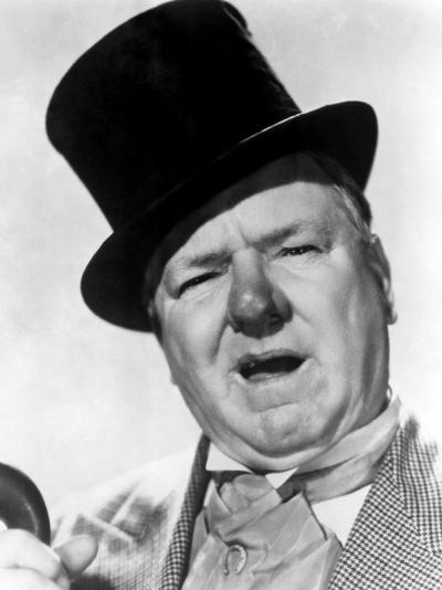You Can't Cheat an Honest Man, W.C. Fields, 1939--Photo