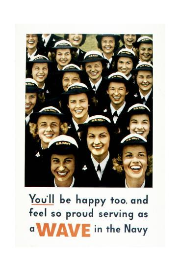 You'Ll Be Happy Too, 1943--Giclee Print