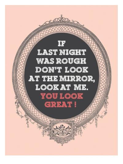 You Look Great-Patricia Pino-Art Print