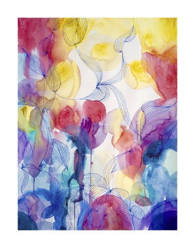 You Make Me Happy One-Helen Wells-Art Print