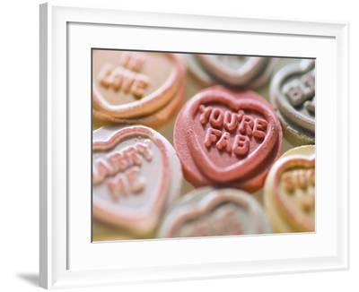 You're Fab-Linda Wood-Framed Giclee Print
