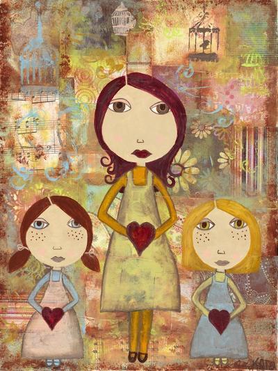You're in My Heart-Kerri Ambrosino-Giclee Print