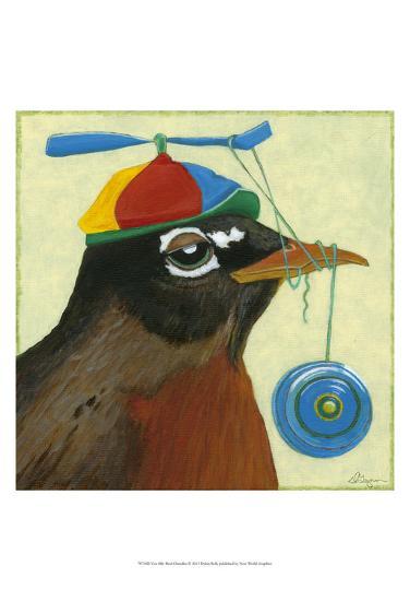 You Silly Bird - Chandler-Dlynn Roll-Art Print