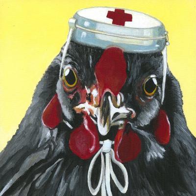You Silly Bird - Mama-Dlynn Roll-Art Print