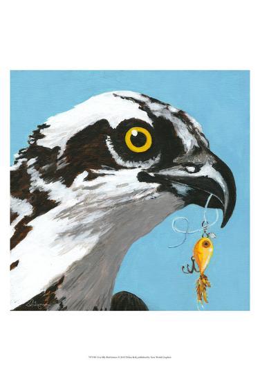 You Silly Bird - Senior-Dlynn Roll-Art Print