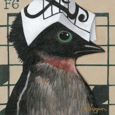 You Silly Bird - Will-Dlynn Roll-Art Print