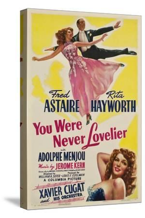 You Were Never Lovelier, Rita Hayworth, Fred Astaire, 1942