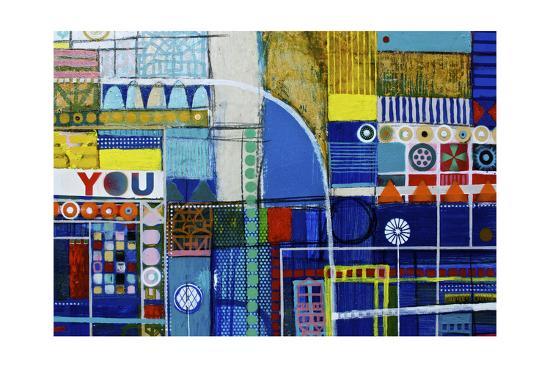 You-David Spencer-Giclee Print