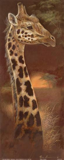 Young and Curious-Ruane Manning-Art Print