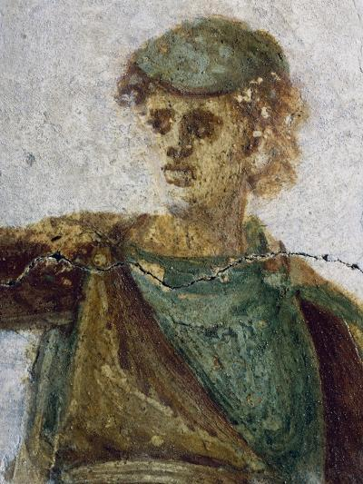 Young Bacchus, Artifact Uncovered in Acholla, Tunisia--Giclee Print