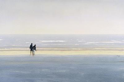 Young Couple-Mark Van Crombrugge-Art Print