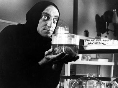 Young Frankenstein, Marty Feldman, 1974--Photo