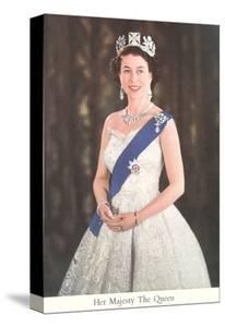 Young Queen Elizabeth