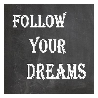 Your Dream-Jean Olivia-Art Print