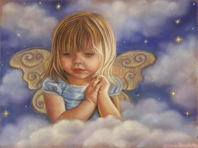 Your Guardian Angel-Tricia Reilly-Matthews-Giclee Print