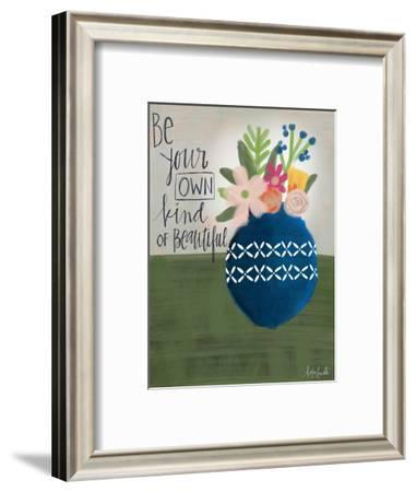 Your Own Beautiful-Katie Doucette-Framed Art Print