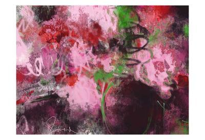 Yours softly-Doris Savard-Art Print
