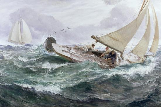 Youth, 1889-Charles Napier Hemy-Giclee Print