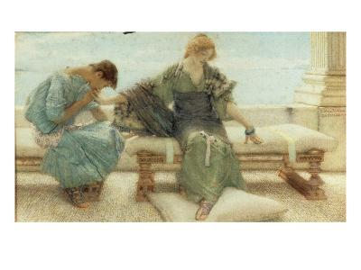 Youth, 1908-Sir Lawrence Alma-Tadema-Giclee Print