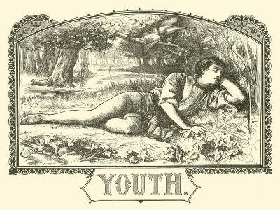 Youth--Giclee Print
