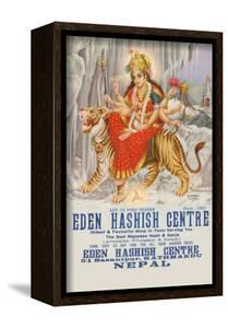 Eden Hashish Center by Yozendra Rastosa