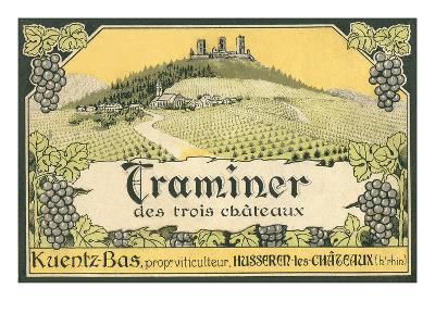 Yugoslavian Wine Label--Art Print