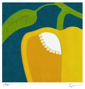 Bell Pepper by Yuko Lau