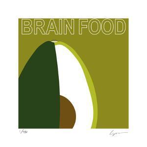 Brain Food by Yuko Lau