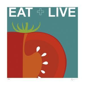 Eat Live by Yuko Lau